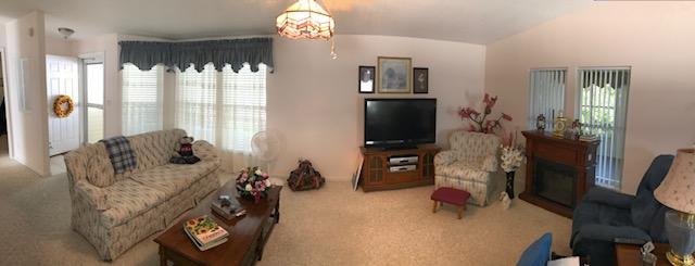 Family Room Wall