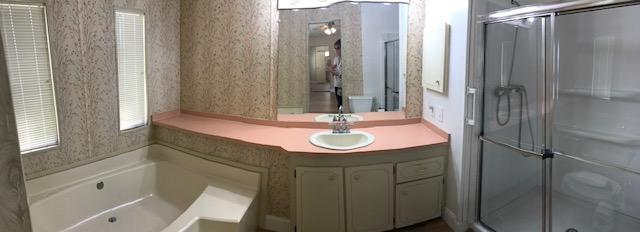 Master Bath Panoramic