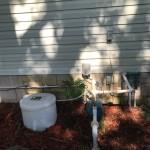 Irrigation Pump and Tank