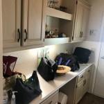 Laundry Desk Side